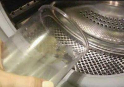 Ето защо трябва да започнете да слагате оцет в пералнята при всяко пране!