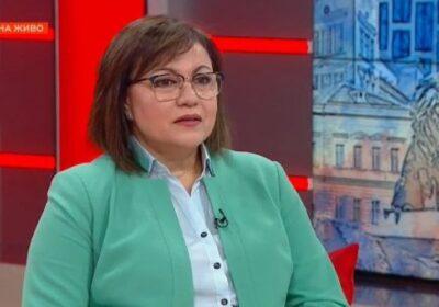 Корнелия Нинова с първи думи след личната борба с КОВИД: Влизам като санитарка!