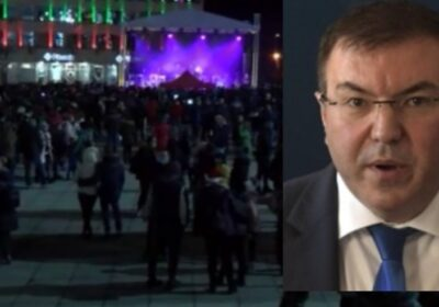 Министър Ангелов: Глобяваме организаторите в Габрово. Забраняваме на тържества на едно място повече от 15 души