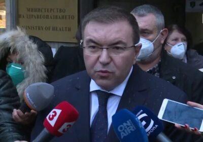 Министър Ангелов заяви: Още в понеделник пада една мярка!