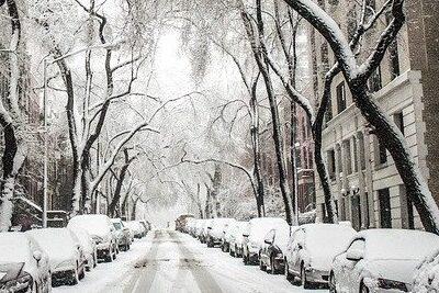 Синоптиците: След валежите идва люта зима. Минус 15 градуса от петък