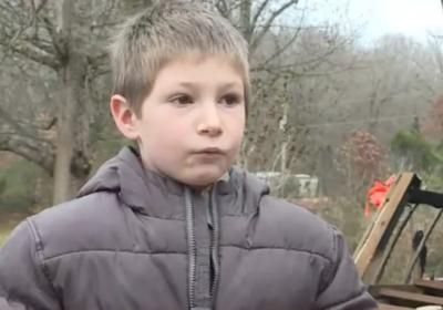 Истински герой! 7-годишно момче спаси сестричката си от пожар!