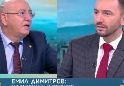 Ревизоро се скара на Хекимян по БТВ: Не идвам в телевизията заради такива репортажи
