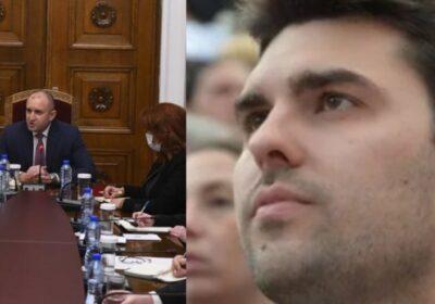 Лидерът на младежите на ГЕРБ Георг Георгиев: Радев да знае, че няма да остане без последици