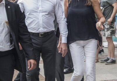 Румен Радев се раздели с жена си?