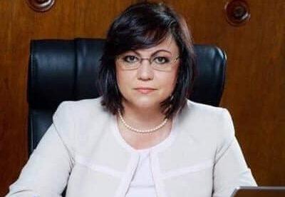 Корнелия Нинова обеща пенсиите да се вдигнат с 20-30 процента след преизчисление