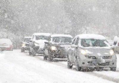 Нахлува снежен циклон, интензивни валежи от сняг в цялата страна