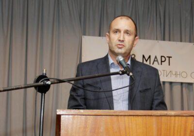 Официално от Дондуков 2: Радев се кандидатира за втори мандат и без БСП