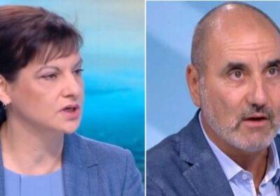 Дариткова нападна Цветанов: Голямо разочарование е
