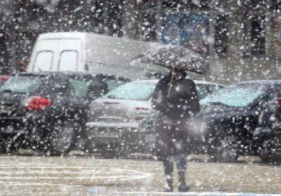 Meteo Balkans: Снегът идва. Следващите часове температурите падат