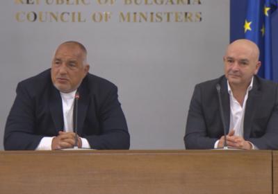Борисов: Само да кажа и народа веднага ще се ваксинира! Защото народа ми вярва