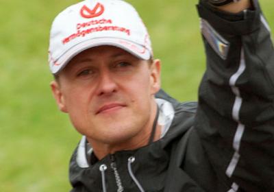 Показват първи снимки на Михаел Шумахер след инцидента през 2013 година