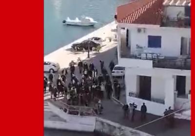 Заснеха премиера на Гърция да закусва с 50 души по време на пандемия