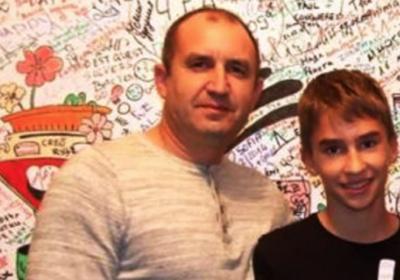 Румен Радев с горещ коментар след скандала със сина му