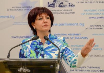Цвета Караянчева: След 4 април ГЕРБ започва да работи, за да победи Радев наесен