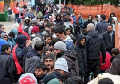 В Германия регистрират рекорден брой бежанци, невиждан от края на Втората световна война