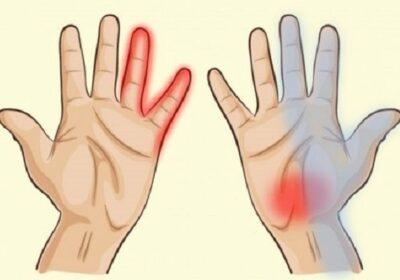 7 важни неща, които ръцете ви казват за вашето здраве